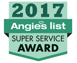 Angies List Superior Service Award 2017
