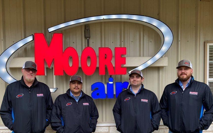 Moore Air Staff